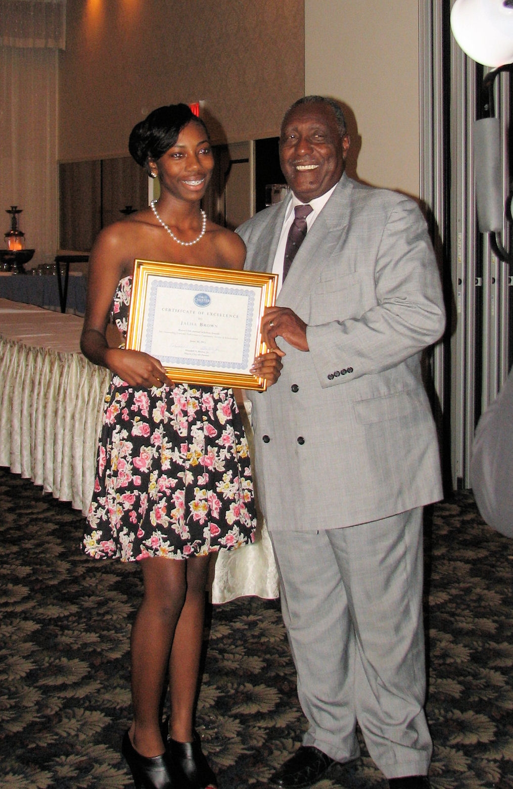Chester's best honored at annual scholars awards banquet