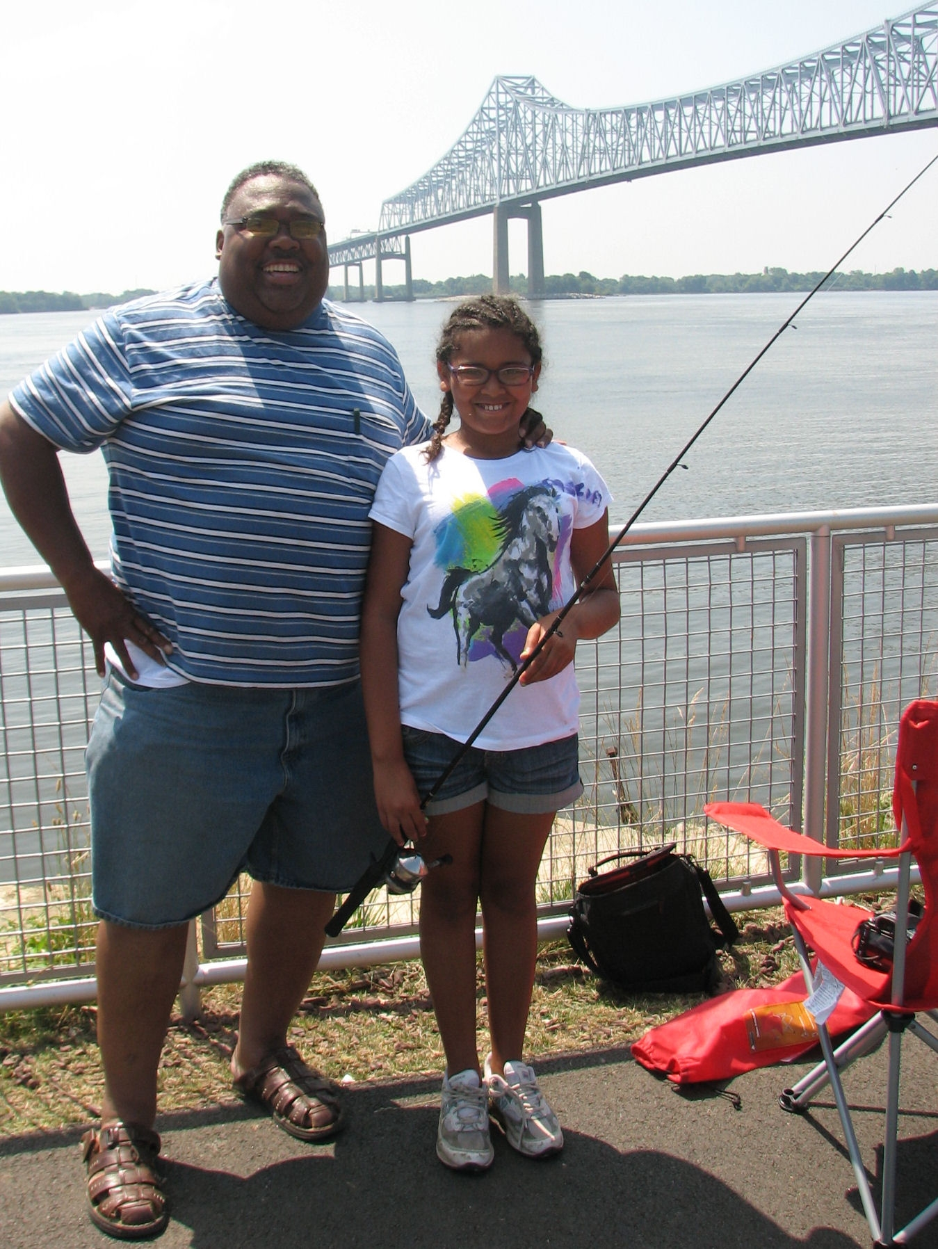 Fish Head Club holds first event for city kids to learn all about fishing
