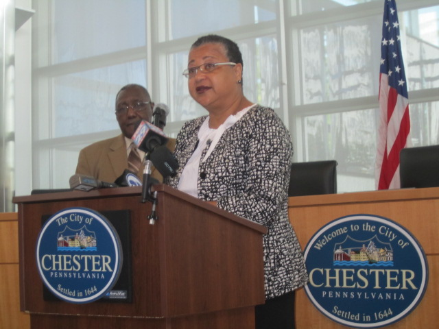 Obama team picks Chester for new federal initiative