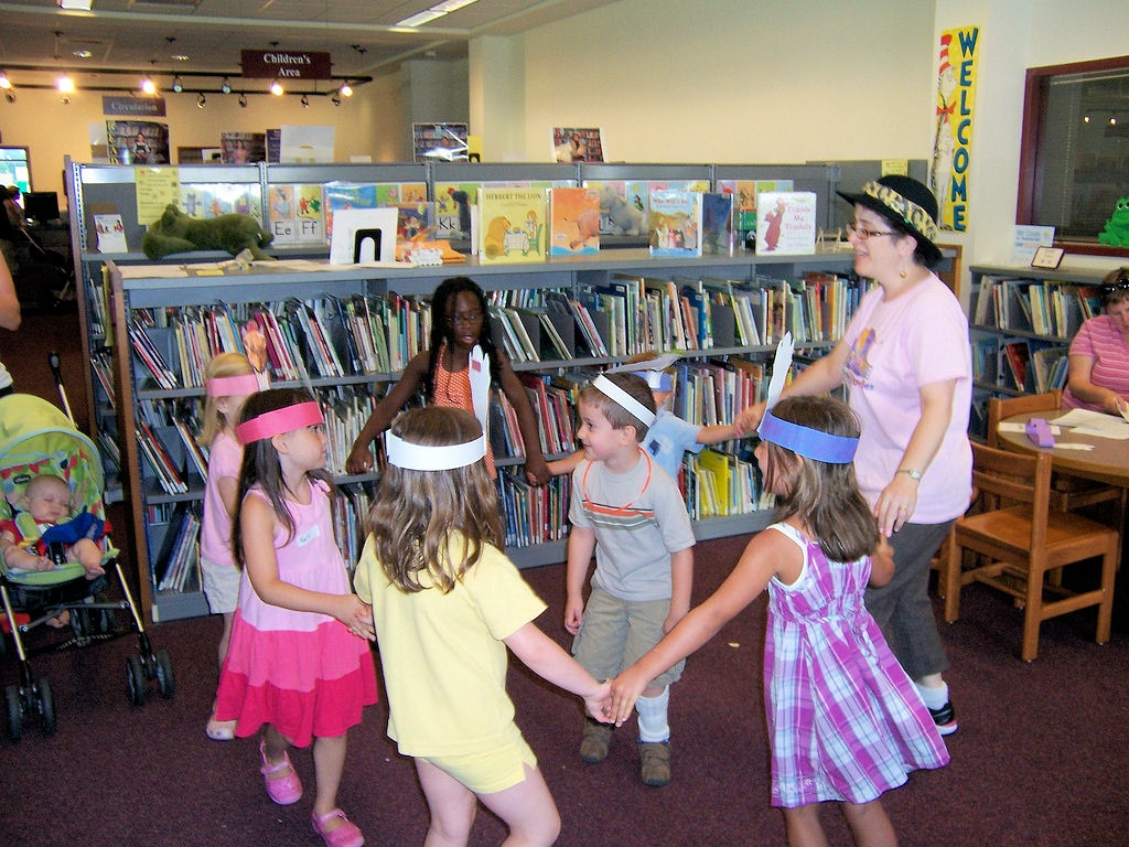 Aston Library hosts cultural story times