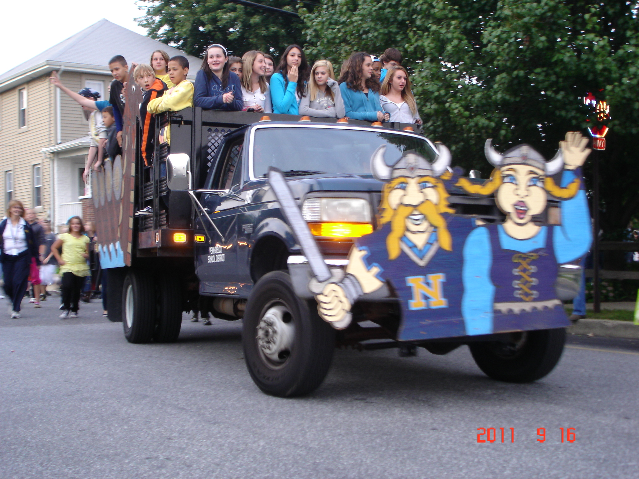Sun Valley holds annual Homecoming Parade