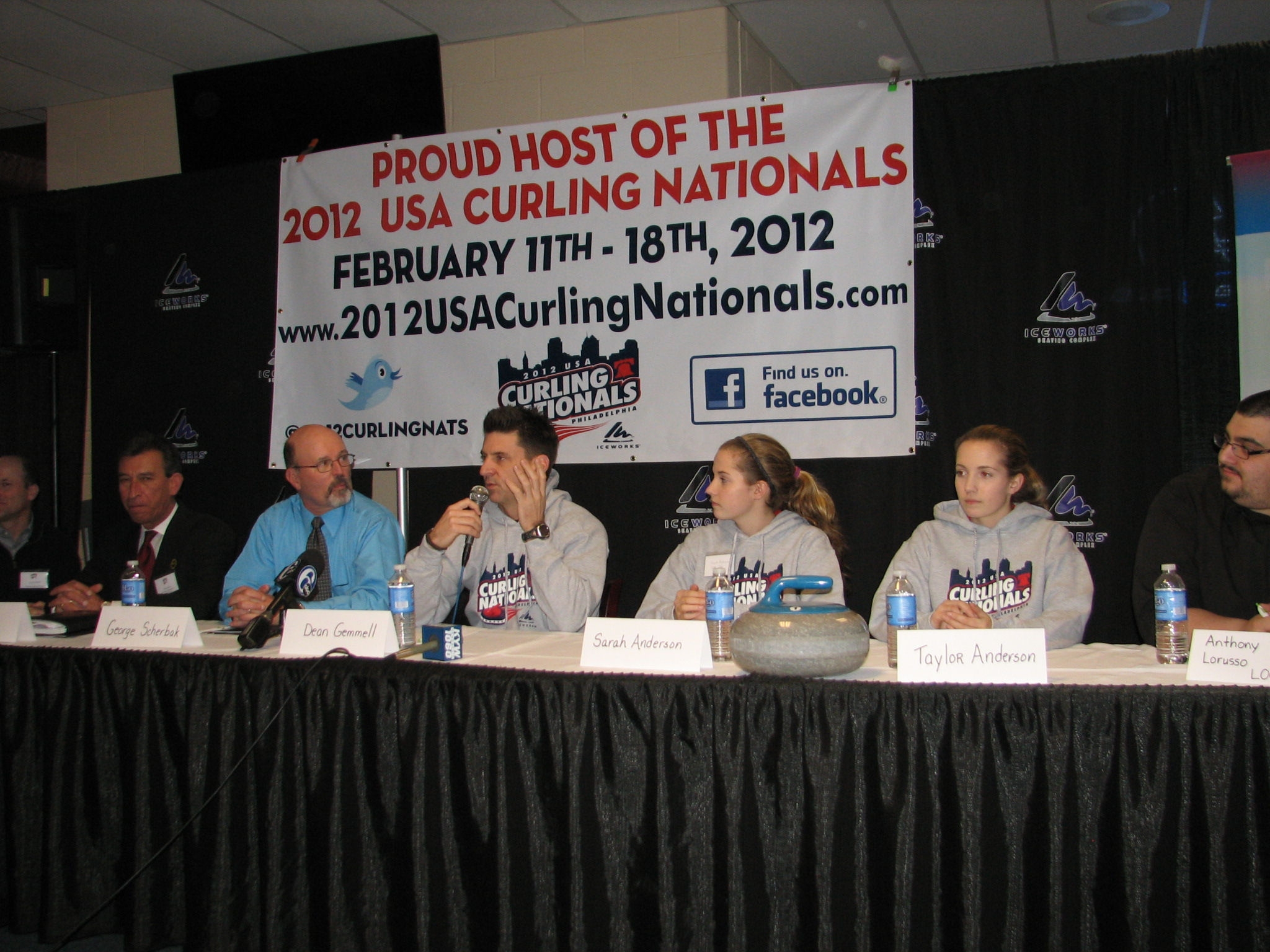 National Curling Championships coming to Aston this week