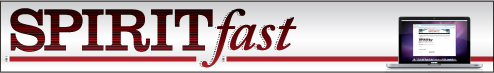 SPIRITfast logo ©Spirit Media Group 2011