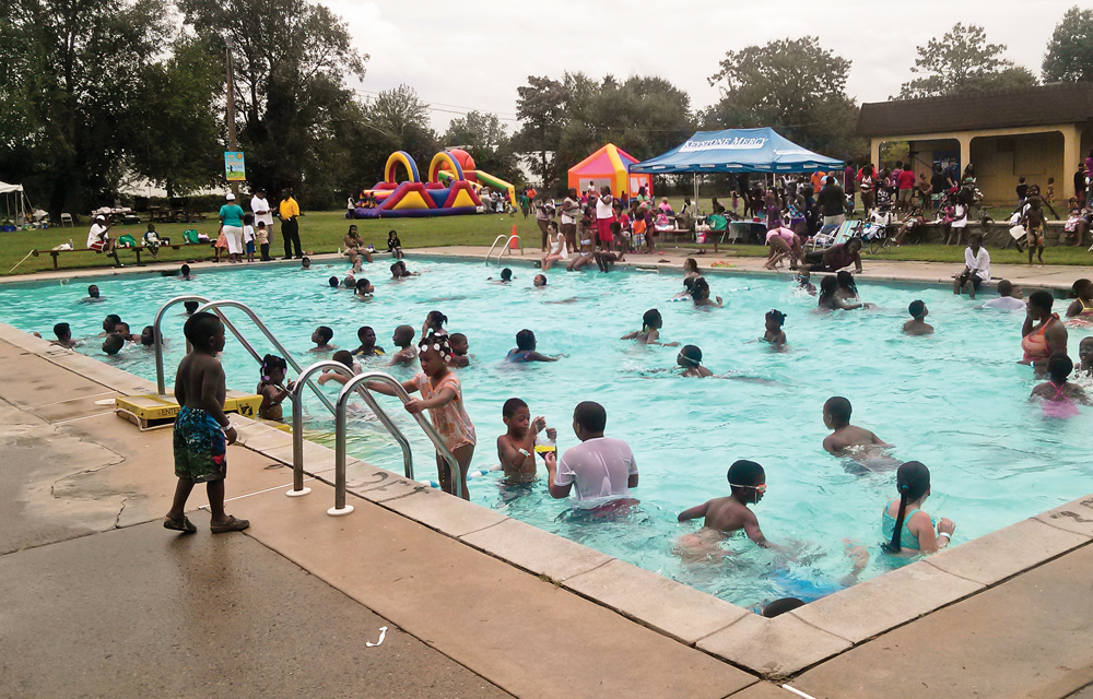 Darby Twp And Yeadon Residents Enjoyed Community Events The Spirit