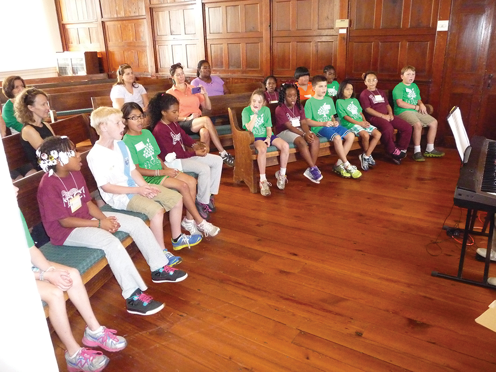 Chester City and Chester County kids savor their friendships