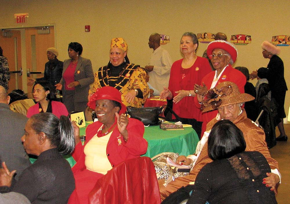 NANBPW Chester Club celebrates with Black History Month program