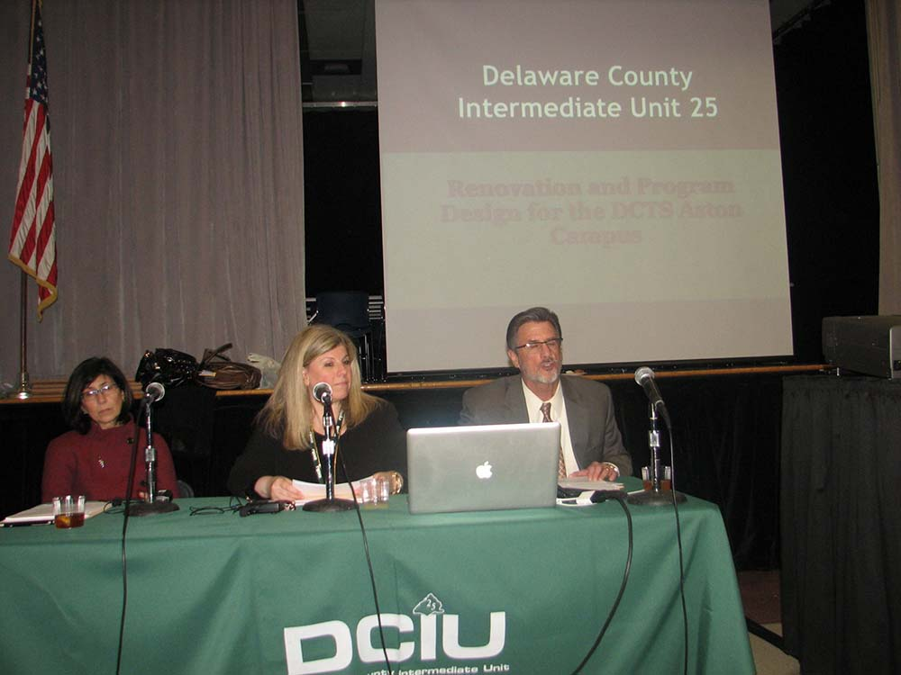 Area residents oppose DCIU expansion plan