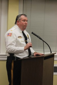 Yeadon Police Chief Donald Mollineux