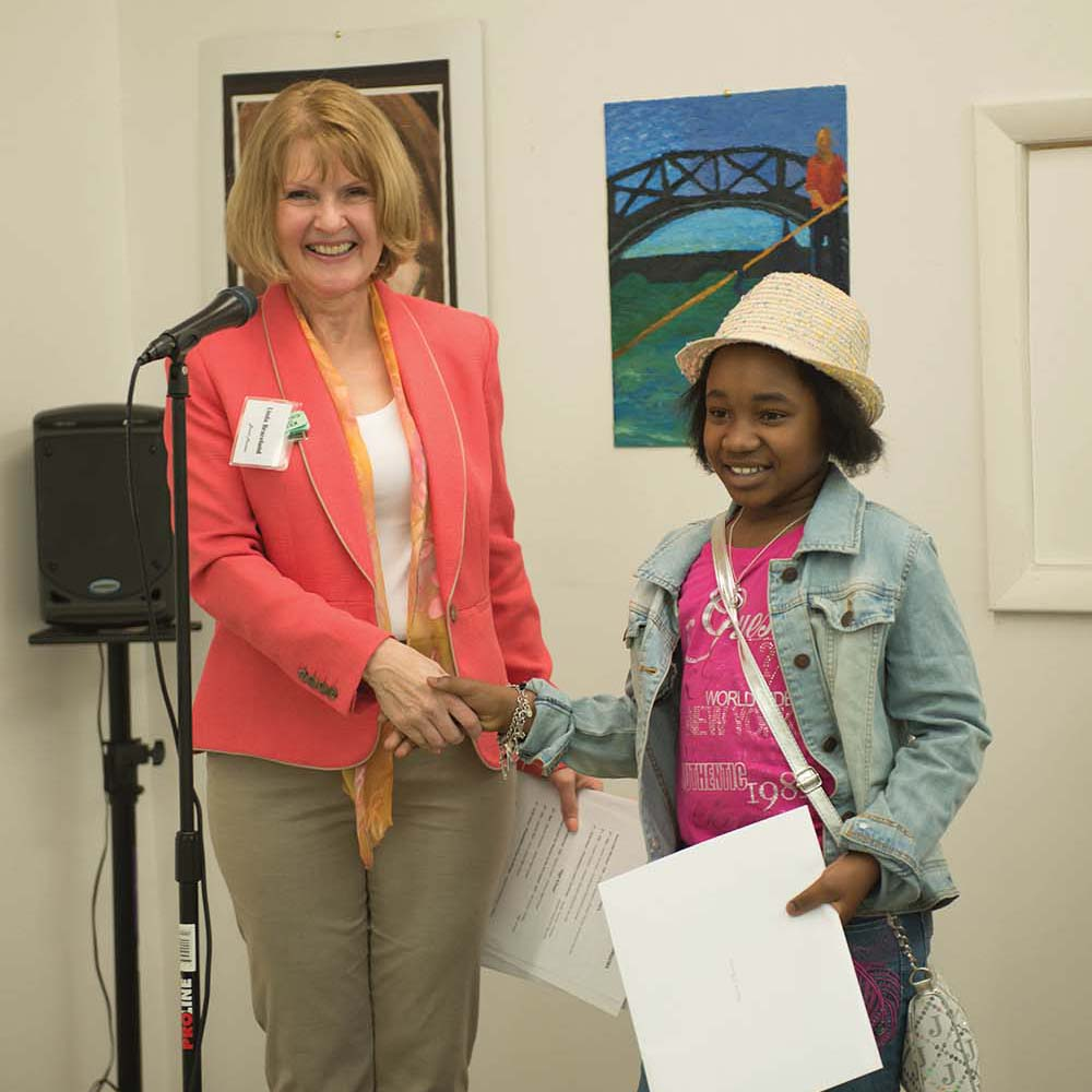 Local art gallery hosts annual student contest