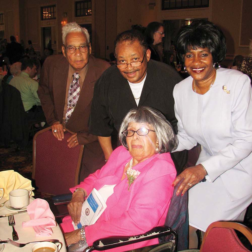 Centuries of life and love honored by Delaware County leaders