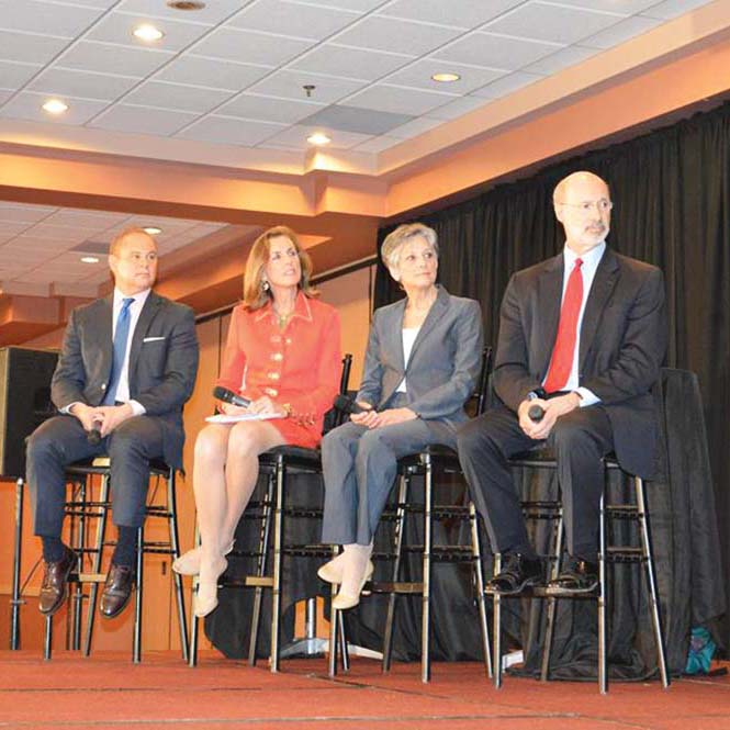 Democratic candidates discuss racism and education at forum