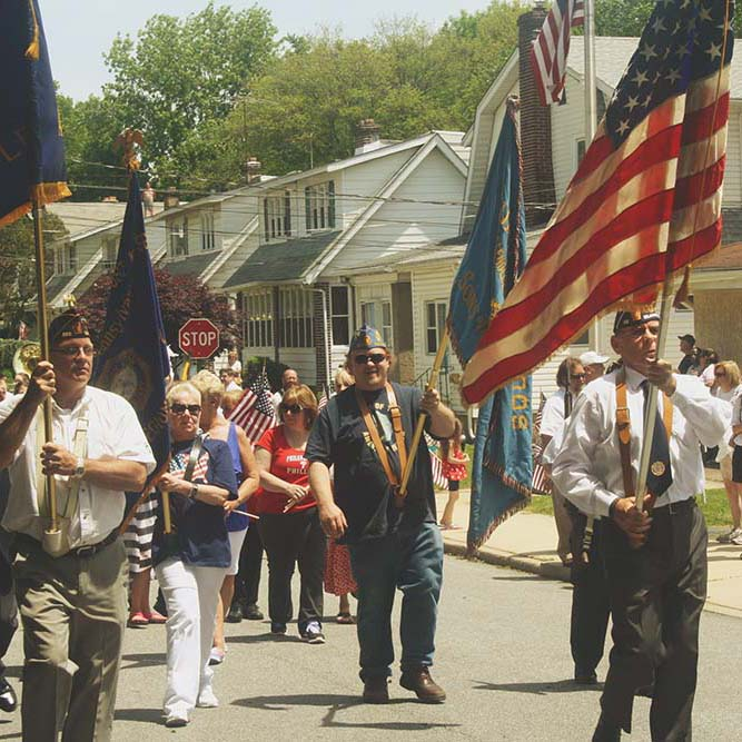 Glenolden parade attracted scores of neighboring towns