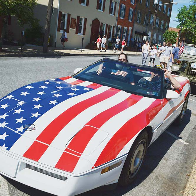 Residents enjoyed Memorial Day parade in Media