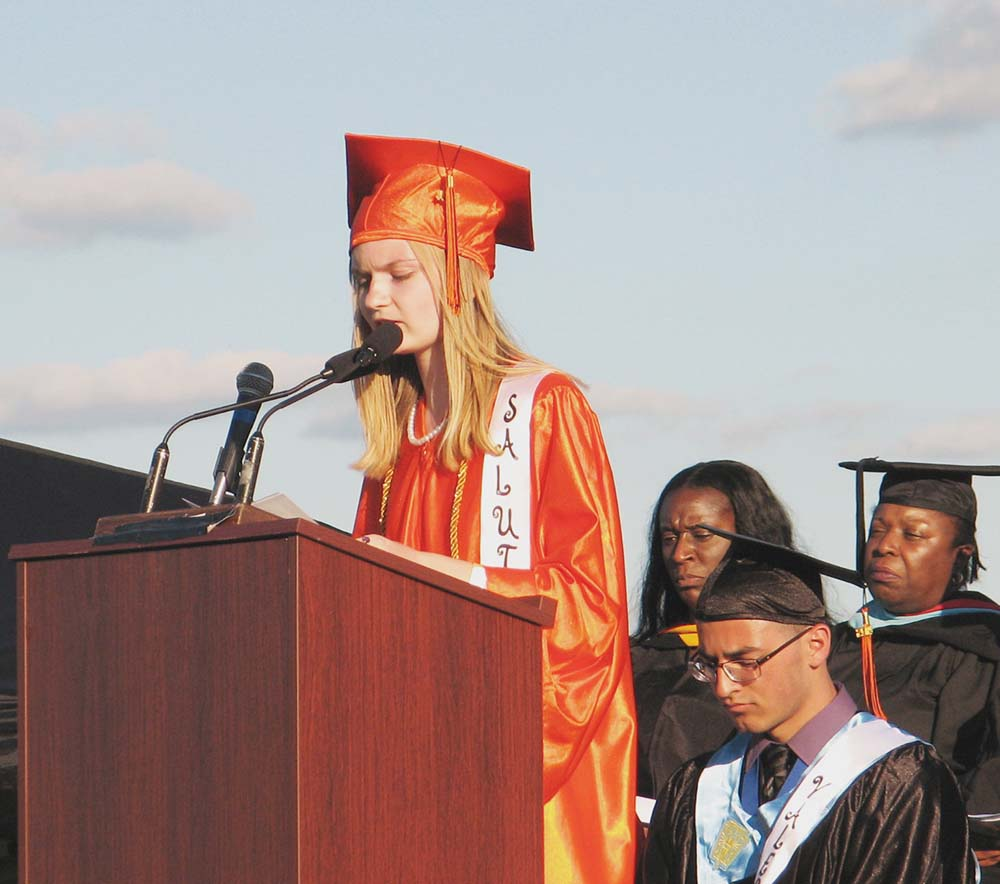 Chester's Class Of 2014 Told To Be Proud Of Their Roots