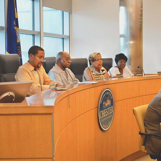 Chester Commission votes NO to Covanta's development proposal