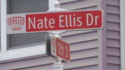 Nate Ellis was such a legendary township official that he, at one time, had a street named in his honor.