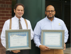 CHA recognized for managing safe properties