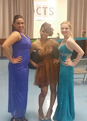 Prom experience made real for area students with special skills
