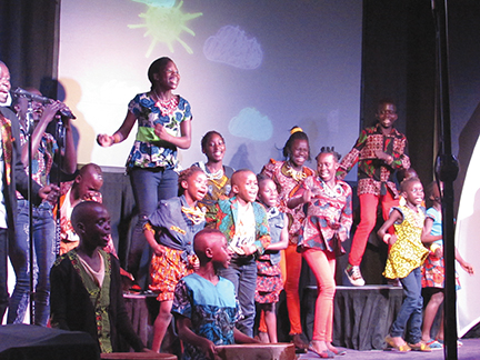 Juneteenth celebrated with festival, Ugandan concert