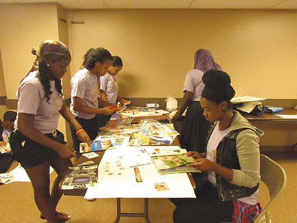 Darby teen group works to help girls become Sophisticated Ladies