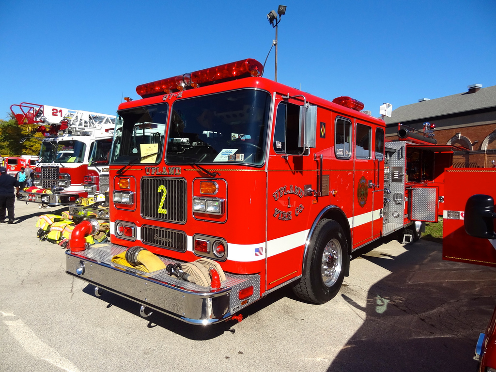 Upland favors fire company audit
