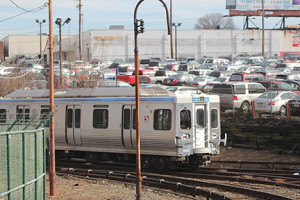 The SEPTA Market-Frankford El is required by law to blow its horn at certain places and during certain times of day. Those rules have miffed residents and officials in the tiny borough of Millbourne, just inside Delaware County.