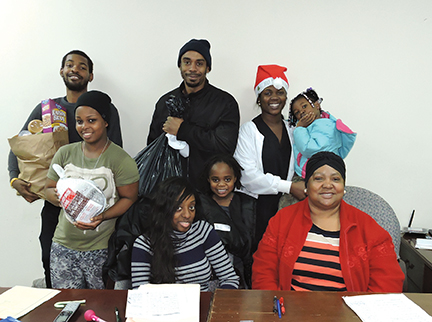 Republicans provide holiday food and toys for Chester residents