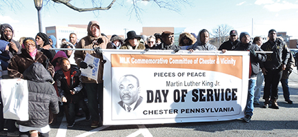 Dr. King remembered with events in Chester