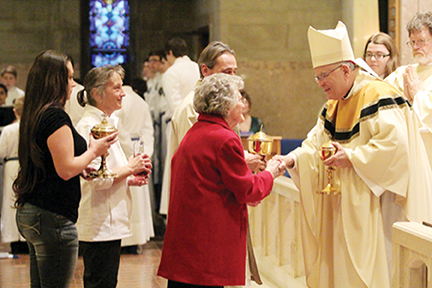 Celebrating a century of faith, service