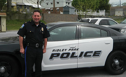 After time on the job, new Ridley Park chief is still evolving