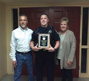 Media marks Police Week with special award