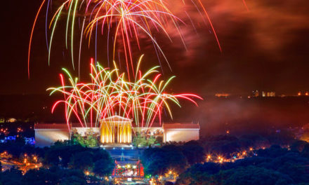 Celebrate A Red, White & Blue Fourth Of July In Philadelphia