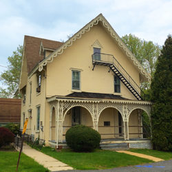 Upland Council voted to deny a demolition permit for Sunnyside House, a former Crozer family home on the campus of Crozer-Chester Medical Center (CCMC).