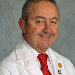 William Mannella, M.D., medical director of the Center for Wound Healing and Hyperbaric Medicine at Crozer