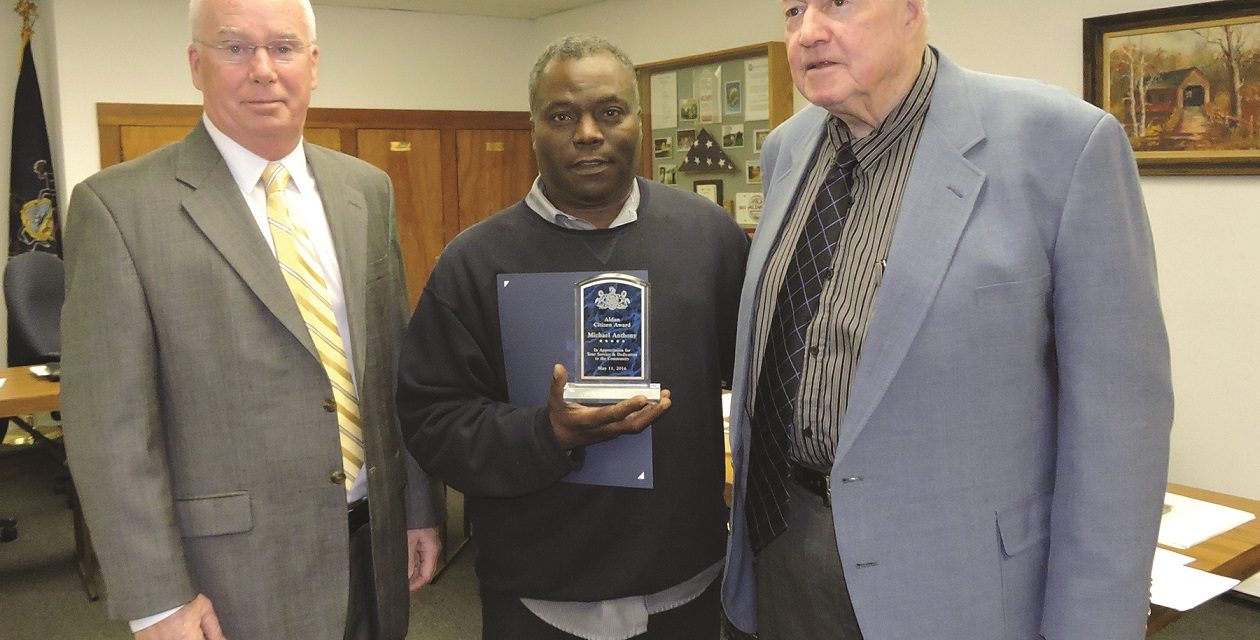 Aldan man named outstanding citizen
