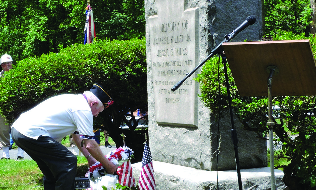 Always Remember: Various communities honor Memorial Day