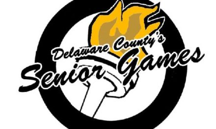 Delaware County's Senior Games for June 2016