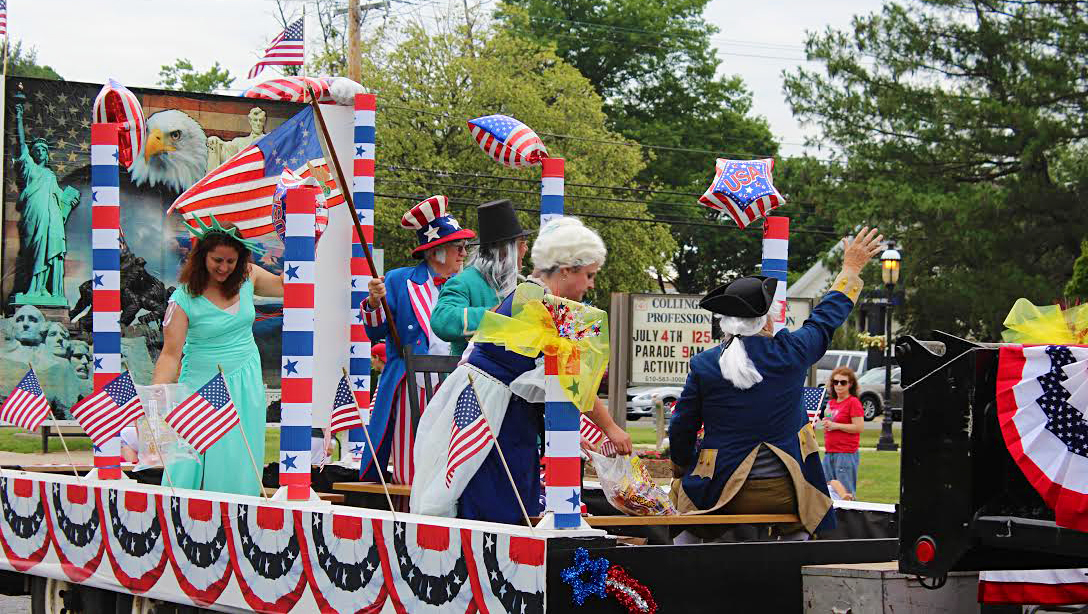 Communities celebrate their 125th as America parties