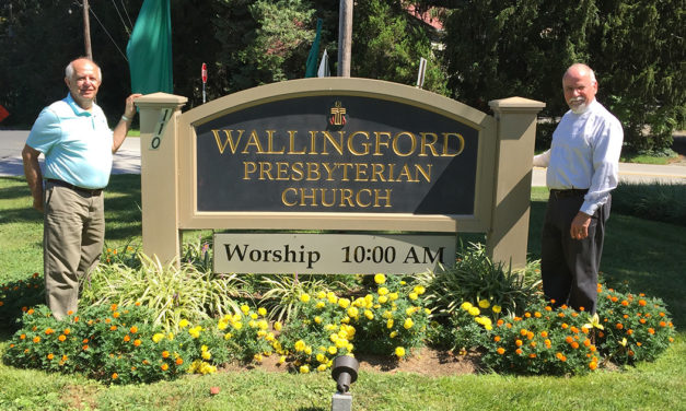 Wallingford Presby marks 125 years