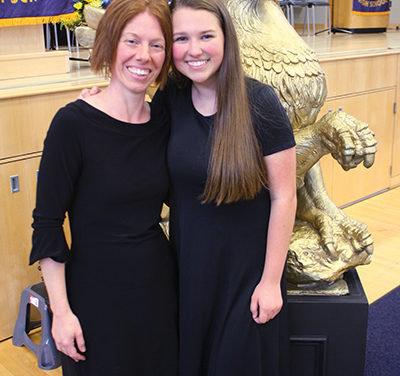 Sun Valley junior makes choir history