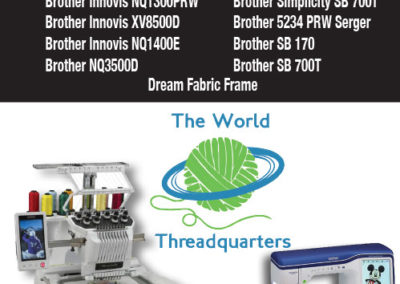 The World Threadquarters