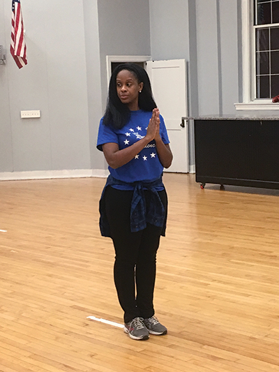 "The Royal Excellence Step Team is a non-profit organization that President and Founder Jenaya Smith volunteers her time for. She also calls Yeadon Borough ""phenomenal"" in aiding with transportation to events. However, due to the lack of funding, the team can't accept all invitations to perform."