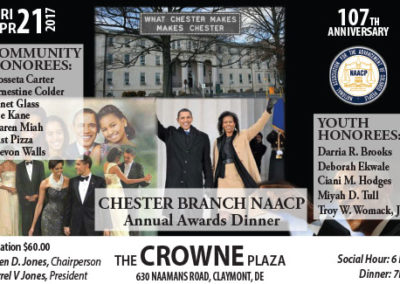 Chester Branch NAACP