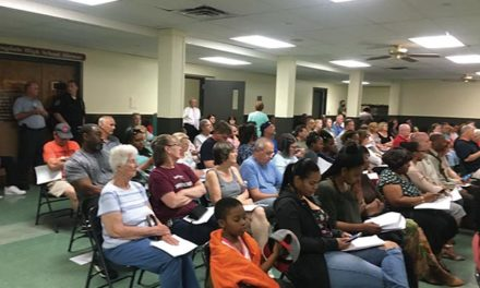 Not In My Backyard Residents rail against halfway house plan