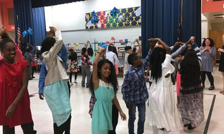 'Dancing With the Stars' could have roots at Park Lane Elementary