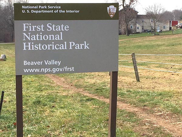 The tract borders First State National Historical Park and will be administered by the National Park Service.