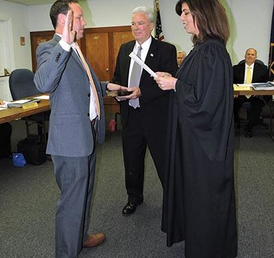 Aldan gets new mayor and councilman