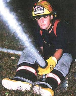Officials and community mark 15th anniversary of teen firefighter's death