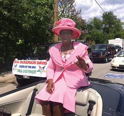 Mothers Day Parade celebrates 100th anniversary