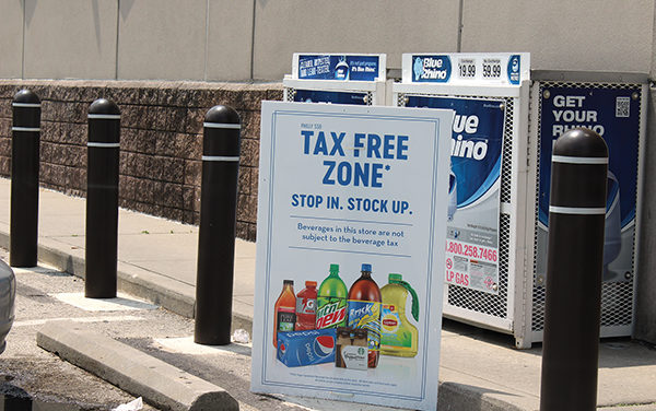 Fizzing Out Philly soda tax actually affecting Delco
